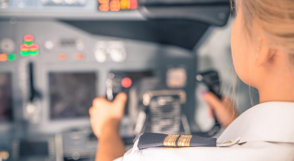 Kobieta pilot Boeinga: W kokpicie to nie płeć ma znaczenie, tylko dobra współpraca