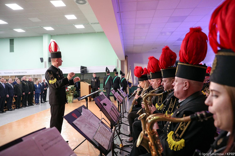 Obchody Barbórki trwają od kilku dni (fot. prezydent.pl/Igor Smirnow)