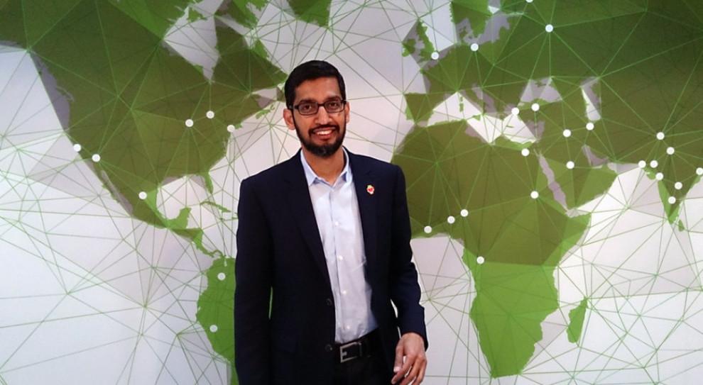 Larry Page i Sergey Brin ustępują. Sundar Pichai na czele Google i Alphabet
