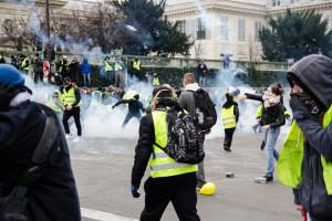 5 grudnia strajki sparaliżują transport Hiszpanii i Francji