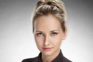 Joanna Jankowska w dziale sprzedaży Selectivv