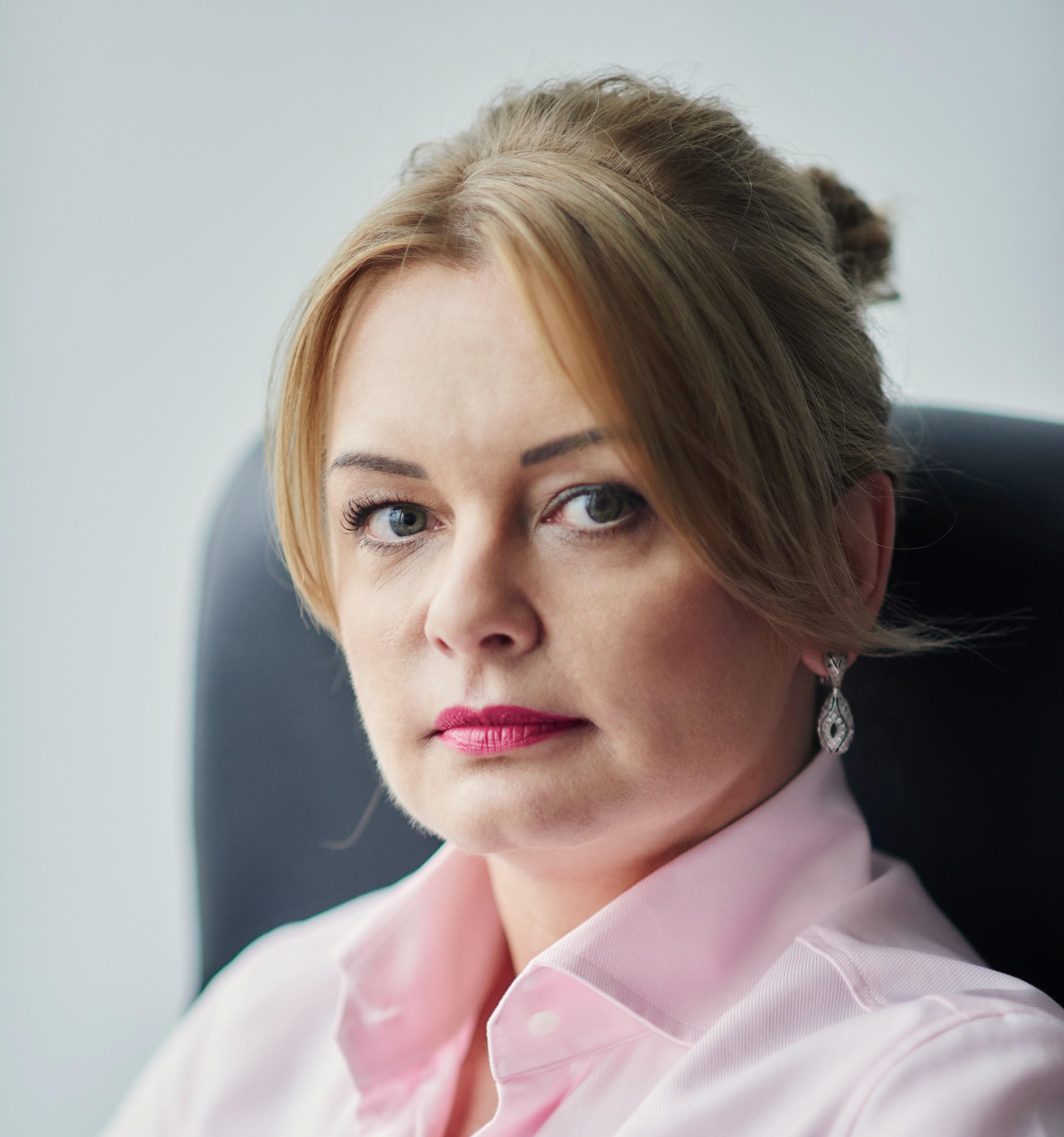 Małgorzata Anisimowicz - prezes PMR Restrukturyzacje (fot. mat. pras.)