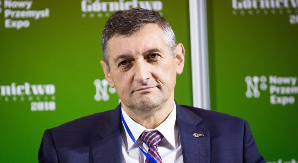 Piotr Bojarski nie jest już wiceprezesem Polskiej Grupy Górniczej