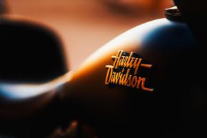 Szef linii lotniczej straci prace za Harley'a Davidsona