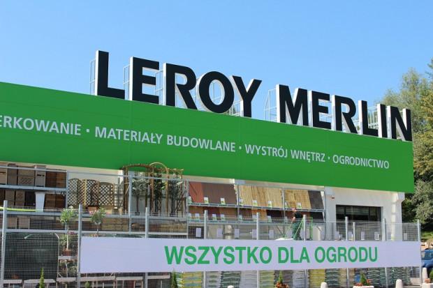 Leroy-Merlin przemuje sklepy Tesco i rekrutuje pracowników