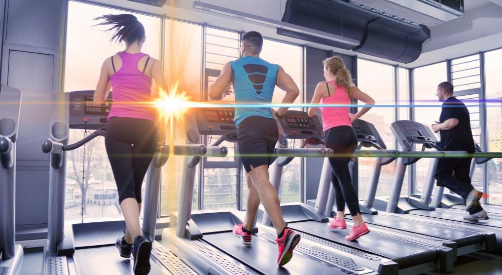 Siłownie i kluby fitness nie są miejscem podwyższonego ryzyka epidemicznego