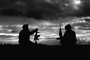Żołnierze - ochotnicy WOT zostali przeszkoleni