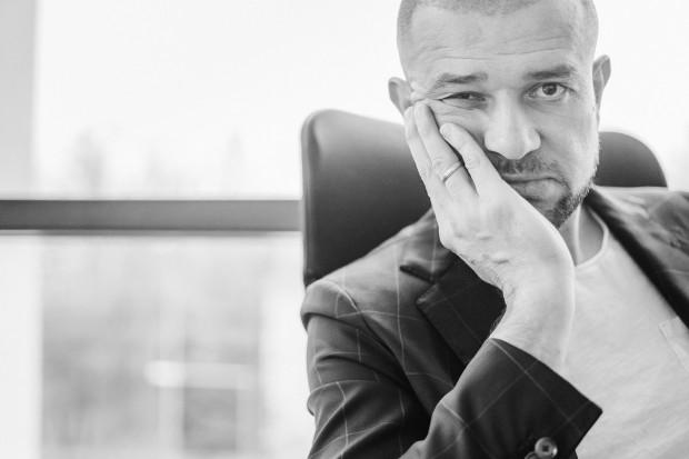 Grzegorz Błażewicz, CEO&Founder SALESmanago (fot. mat. pras)