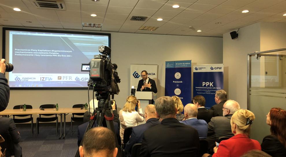 Marek Dietl: PPK i prywatyzacja OFE zwiększą oszczędności emerytalne