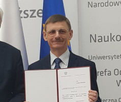 Grzegorz Wrochna wiceministrem nauki i szkolnictwa wyższego