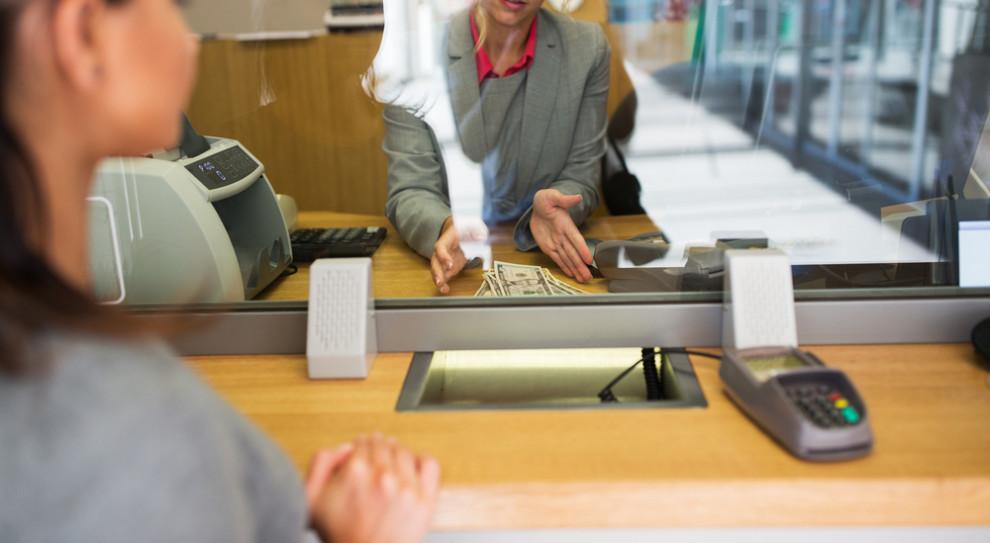 Gotowi do zmiany pracy są m.in. pracownicy bankowości (fot.shutterstock.com)