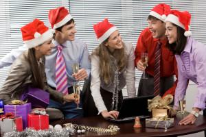 Rozprężenie świąteczne w firmach. Nie każda branża może sobie na to pozwolić