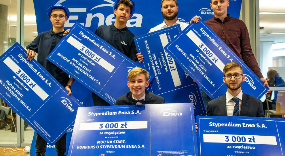 Enea wspiera pasjonatów energetyki ze swoich szkół patronackich