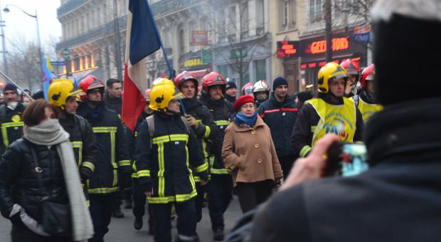 26 dzień strajku we Francji. Szans na porozumienie nie widać