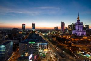 Sylwester w Warszawie był spokojniejszy niż przed rokiem. Strażnicy interweniowali 552 razy
