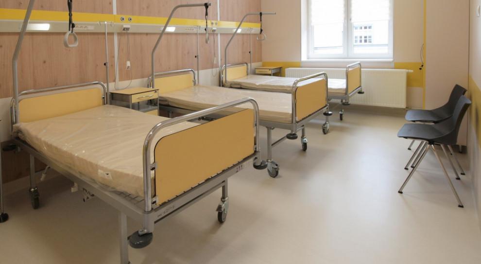Lekarze w Wąbrzeźnie nie chcieli pracować w święta. Prace na oddziale wewnętrznym zawieszono