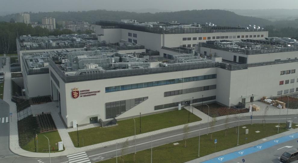 Kraków: Przez dobę nieczynny SOR Szpitala Uniwersyteckiego