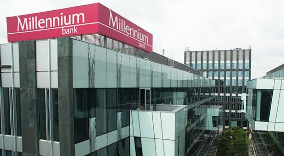Bank Millennium planuje zwolnienia grupowe