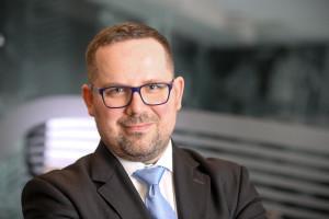 Michał Hucał CEO NN Węgry i NN Bułgaria