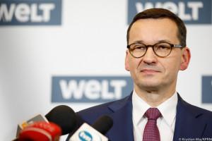 Morawiecki: więcej pieniędzy w portfelach prawie 10 mln obywateli