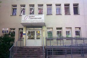 Protesty w obronie Szpitala Czerniakowskiego
