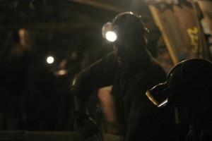 Po wstrząsie w kopalni Budryk wycofano załogę