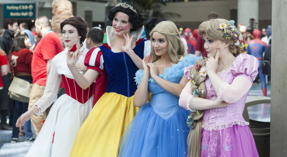 Praca marzeń. Paryski Disneyland szuka księżniczek, książąt i superbohaterów