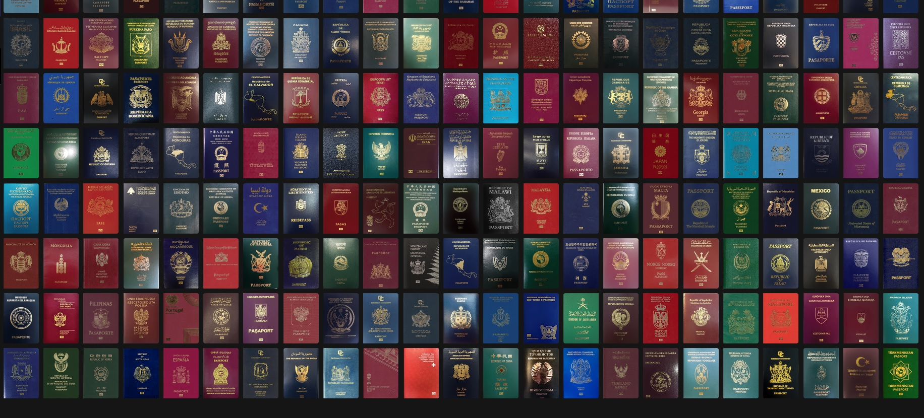 - Ranking paszportów obrazuje pozytywne i negatywne relacje gospodarcze. Pokazują też status państw i ich niepodległość - mówił o wynikach tegorocznej edycji Global Passport Index Paddy Blewer z Henley & Partners. (fot. passportindex.org)