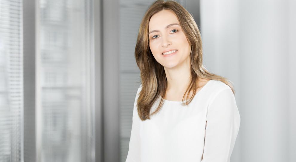Magdalena Macko-Gizińska w Nationale-Nederlanden