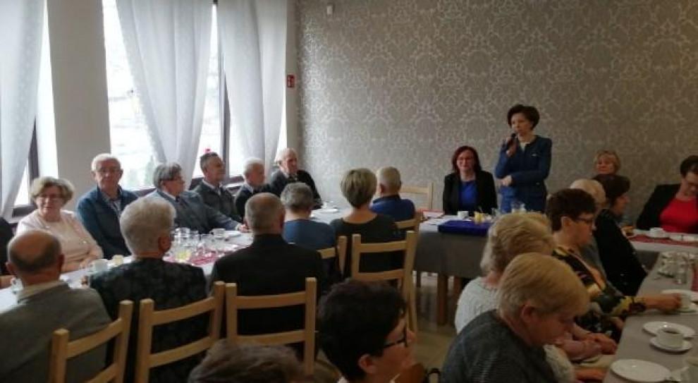 Marlena Maląg: Realny wzrost emerytur w ciągu czterech lat wyniósł 26 proc.