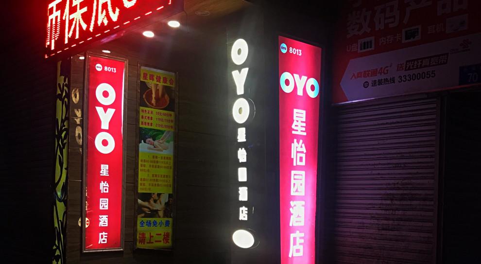 SoftBank redukuje zatrudnienie w indyjskim startupie Oyo