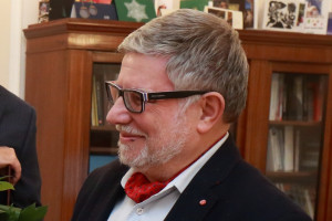 Józef Maria Ruszar dyrektorem Instytutu Literatury