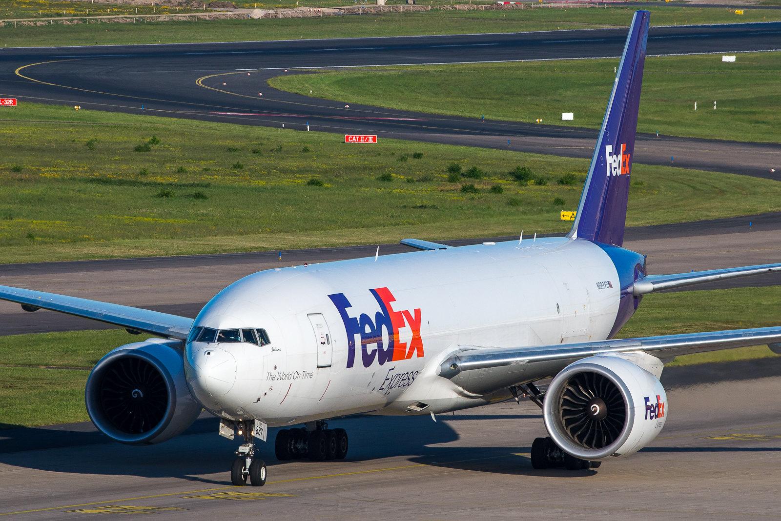 FedEx jest w czołówce amerykańskich firm płacących za kampanie antyzwiązkowe. (fot. flickr.com/CC BY-SA 2.0)