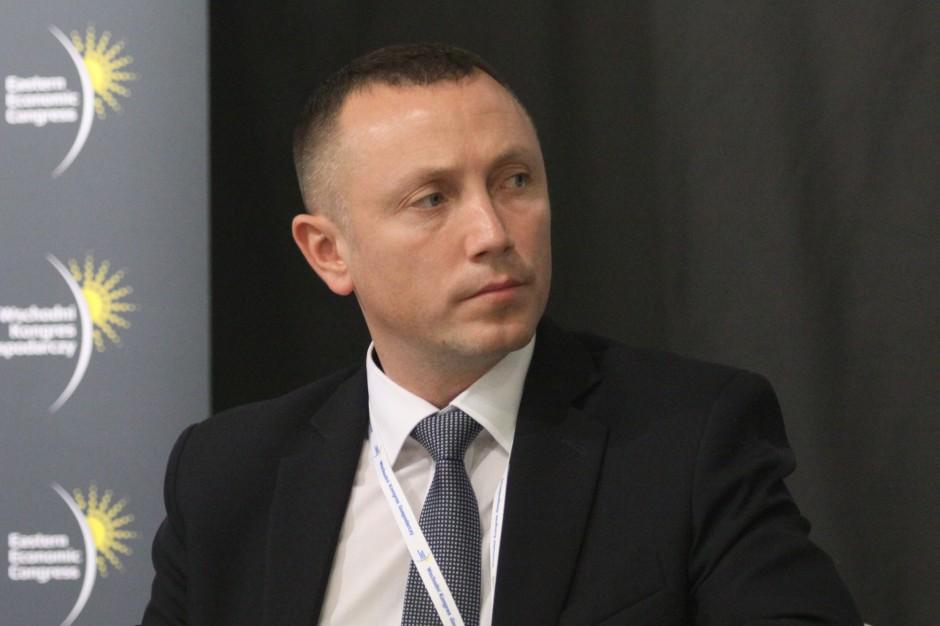 Artur Popko. Fot. PTWP