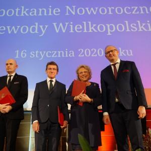 """W Poznaniu wręczono medale """"Ad Perpetuam Rei Memoriam"""""""