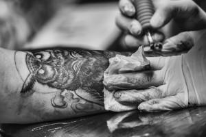 Niższa stawka VAT za artystyczny tatuaż
