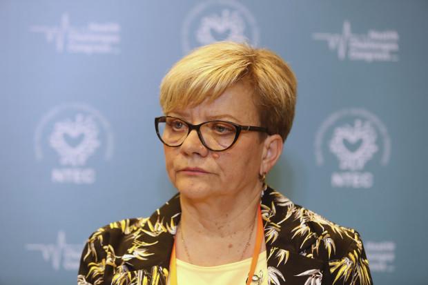 Szefowa OZZPiP: porozumienie z ministrem zdrowia może zostać zerwane