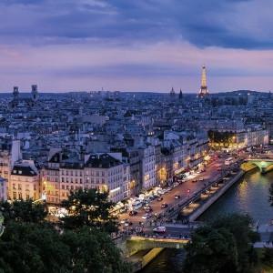 We Francji zatrzymano  ponad 30 osób podczas antyrządowych protestów