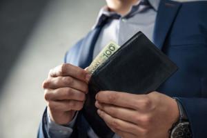 Przeciętne wynagrodzenie w Polsce rekordowo wysokie