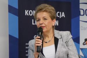 Alina Nowak:  Więcej osób biernych zawodowo musi być zatrudniana
