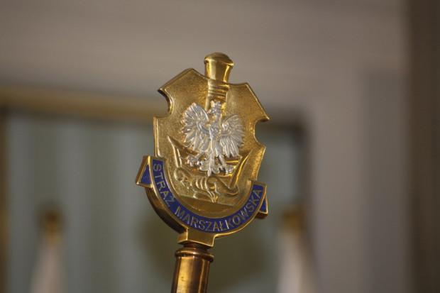 Straż Marszałkowska zatrudnieni 100 funkcjonariuszy