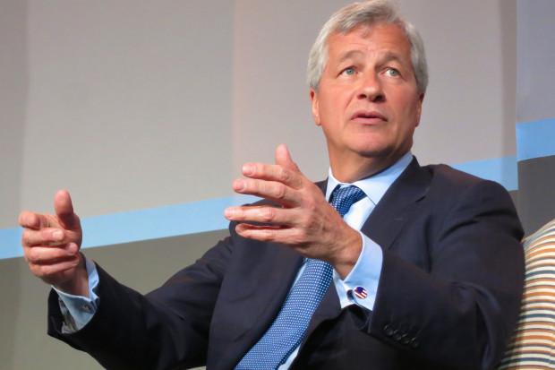 JPMorgan podniósł wynagrodzenie prezesa. Kwota robi wrażenie
