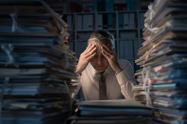 Przedsiębiorcy nie mogą spać spokojnie. Blisko 1000 firm zagrożonych