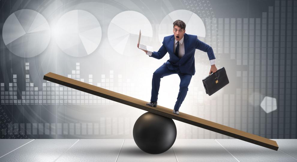 Firmy czeka trudny rok. Przedsiębiorcy muszą liczyć się z wyraźnym pogorszeniem