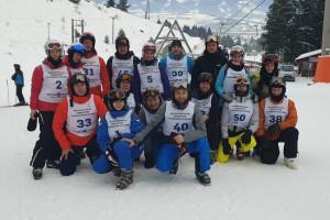 Pracownicy Grupy Energa z trzema złotymi medalami na stoku