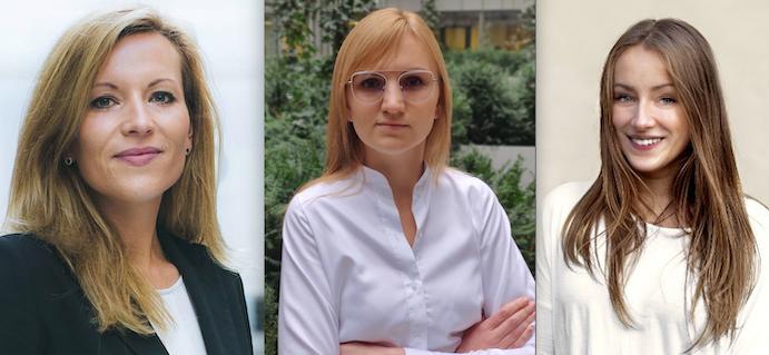 Monika Kania, Karolina Kornet, Katarzyna Dyrcz (fot. materiały prasowe)