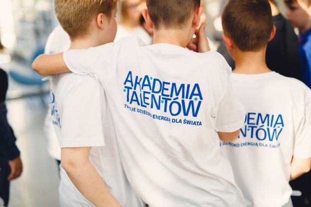 Duży koncern energetyczny wspiera talenty wśród młodzieży