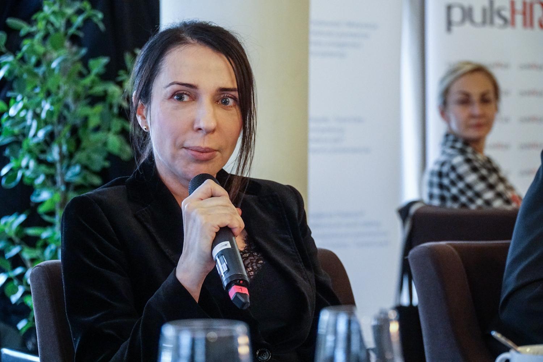 Dr hab. Barbara Piontek, zastępca prezesa KSSE (fot. PTWP)