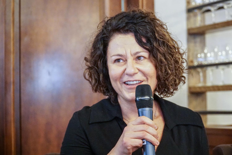 Mirosława Rudzka, head of training w Mercedes Benz Polska