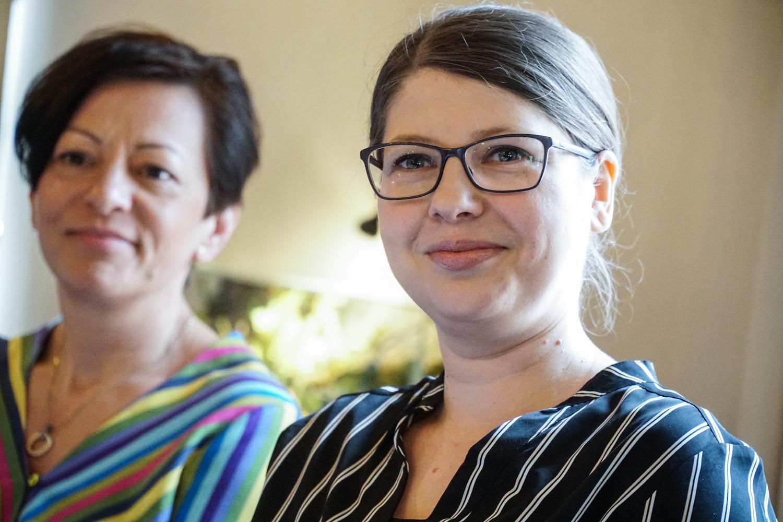 Joanna Wiercigroch HR Specialist w firmie Fluor (fot. PTWP)